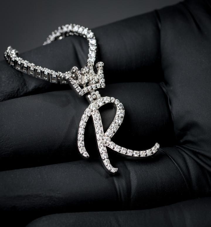 R  Designed By. Tim Da Jeweler