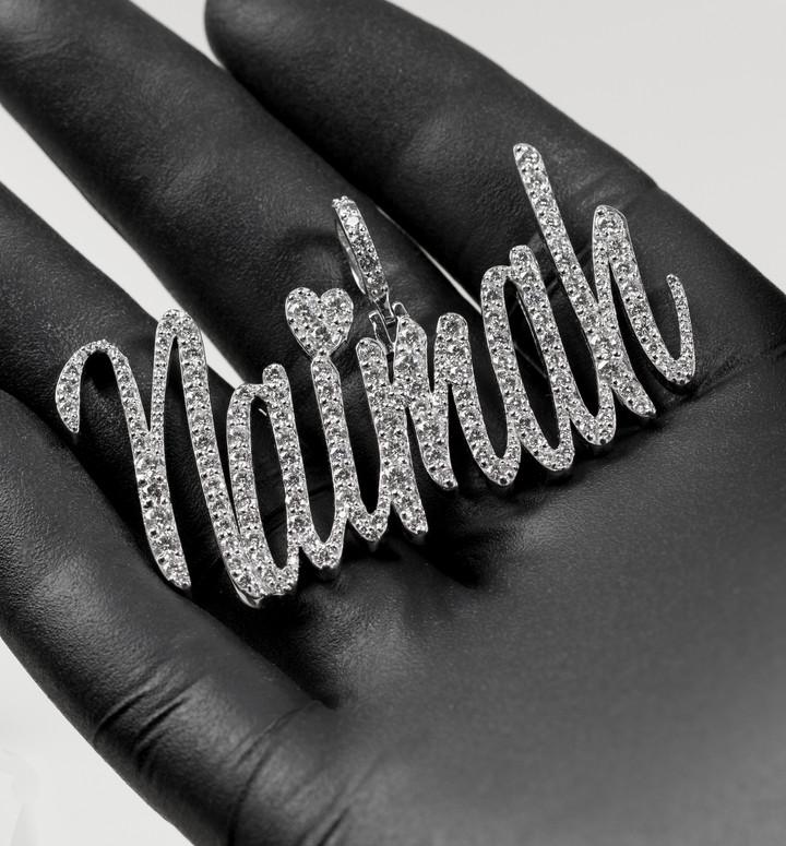 Naimah Designed By. Tim Da Jeweler