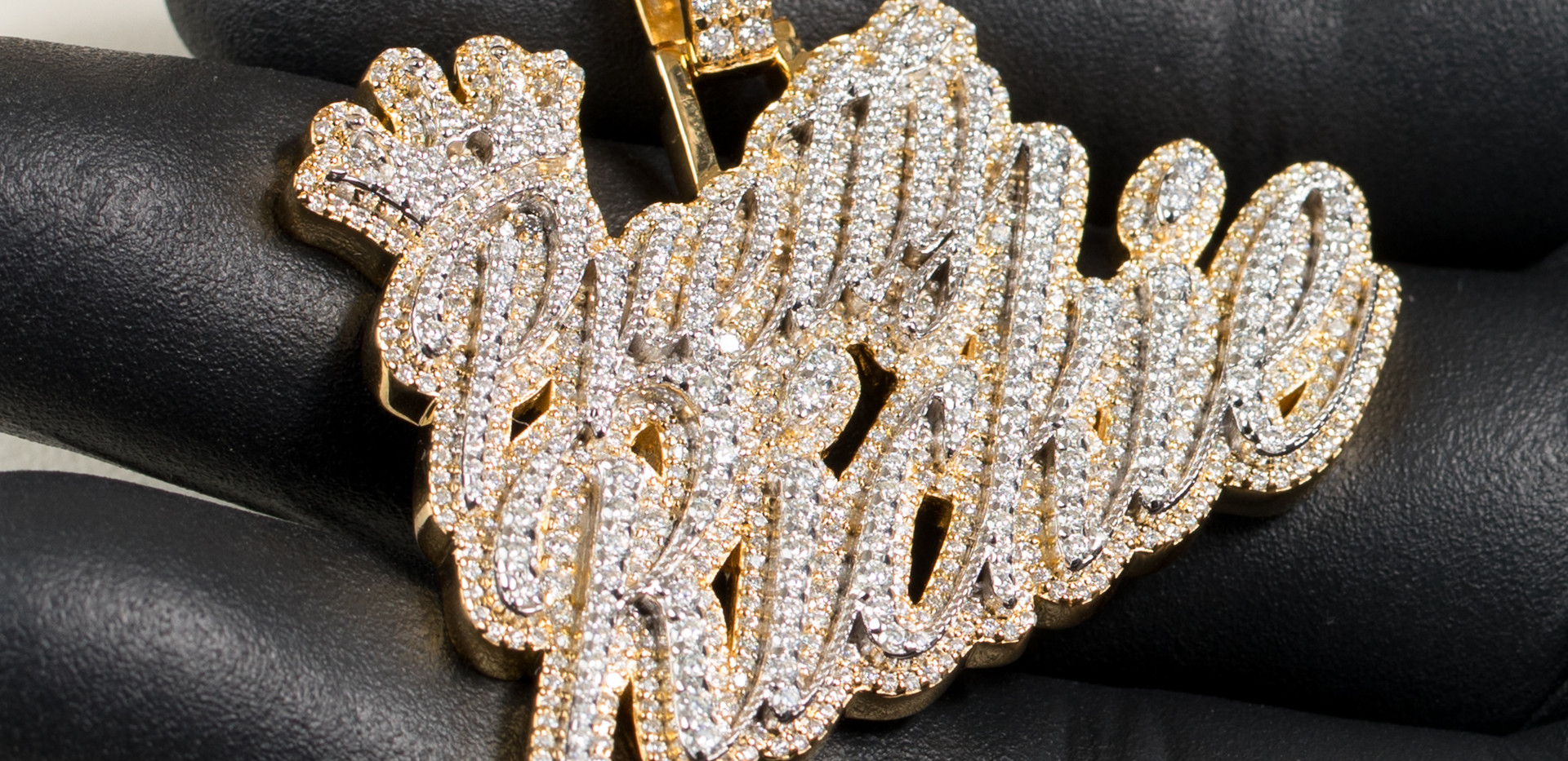 Pretty Rickie Pendant Designed By. Tim Da Jeweler