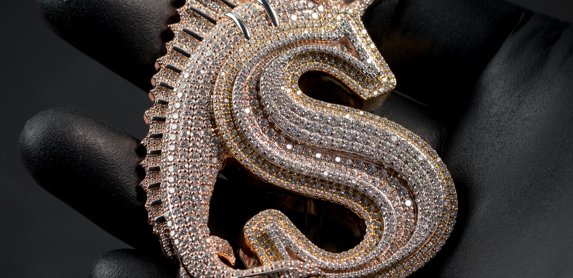 S  Designed By. Tim Da Jeweler