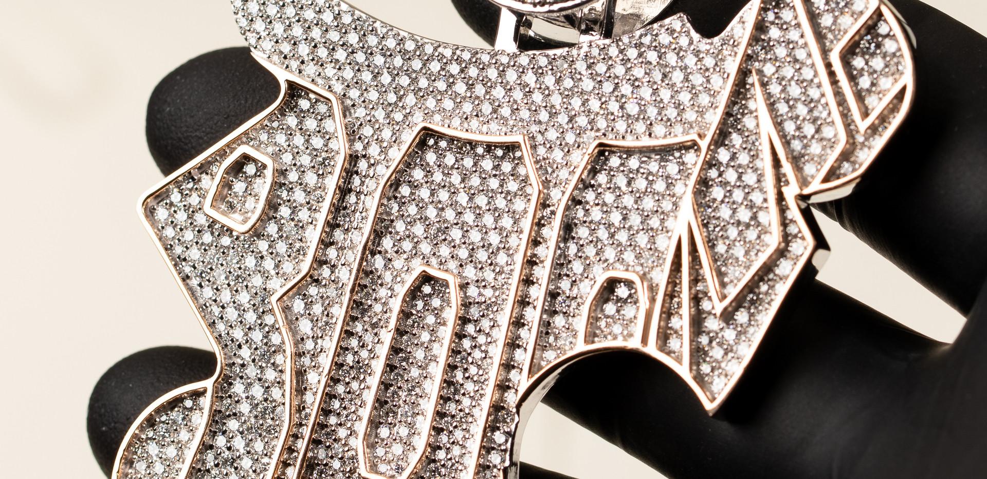 Custom Boomin Pendant