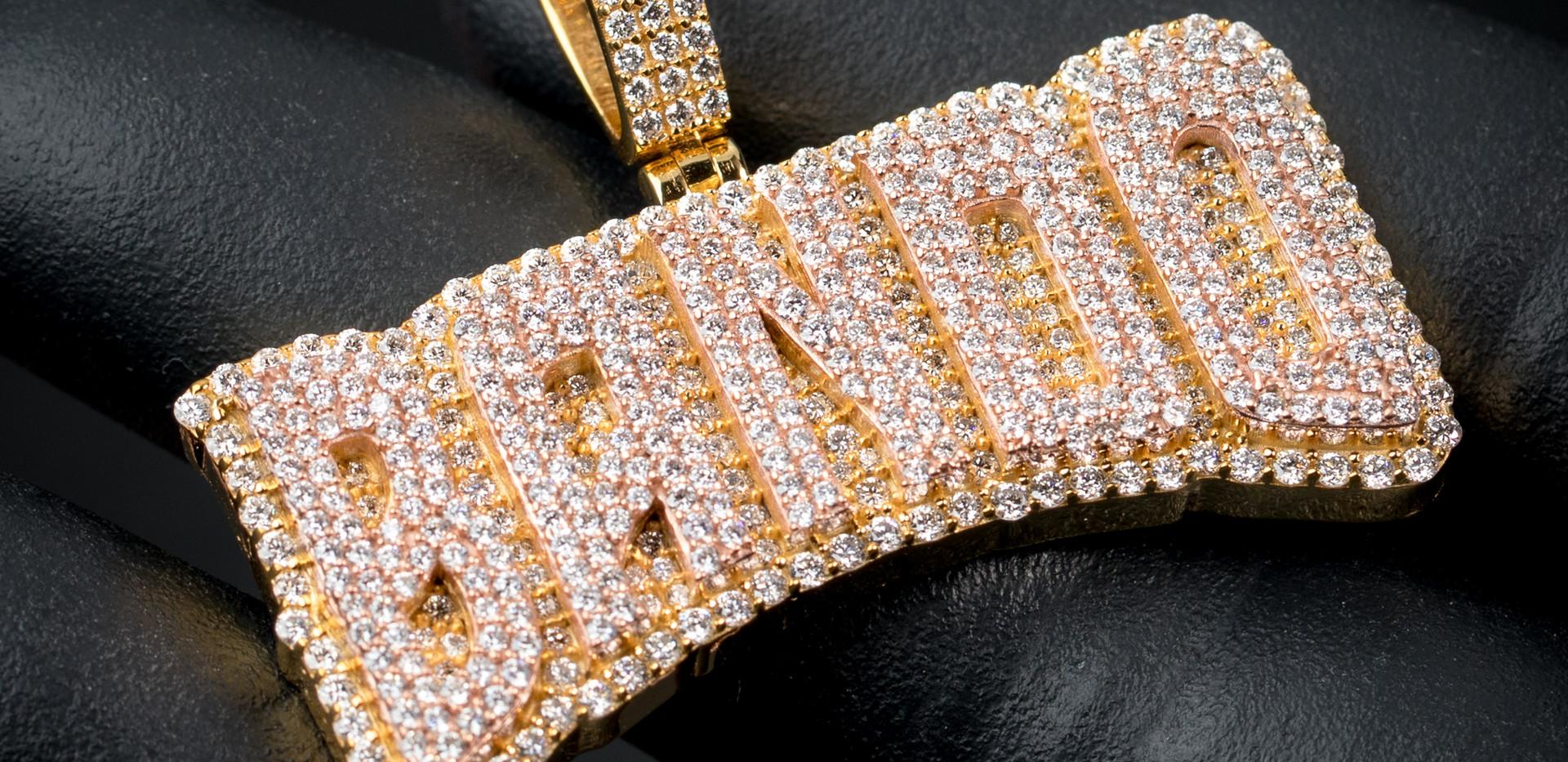 Bando Designed By. Tim Da Jeweler