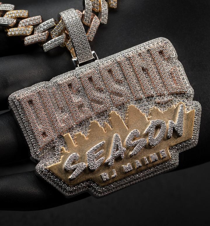 Blessing Season Designed By. Tim Da Jeweler