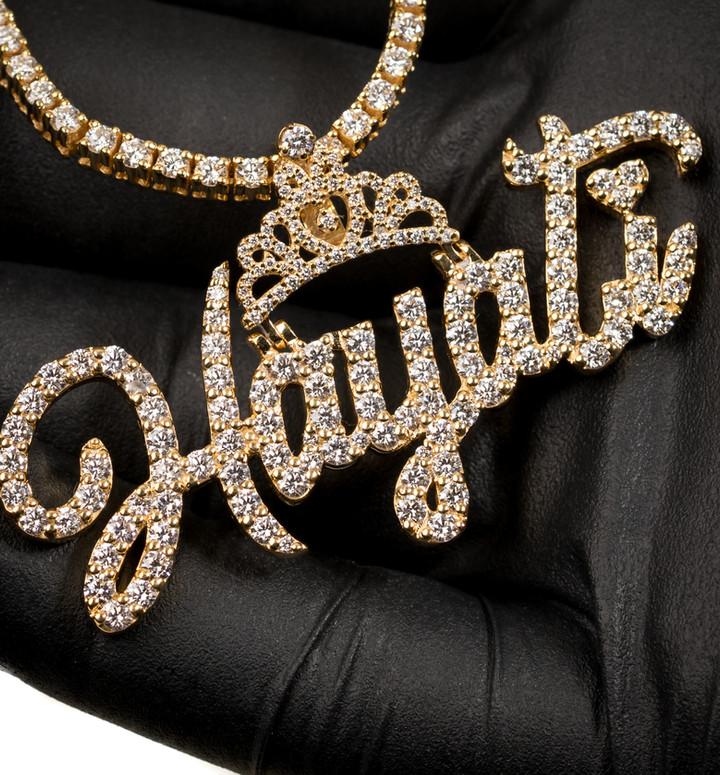 Custom Hayati Necklace