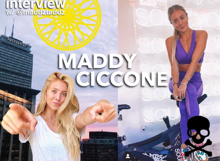 Interview with Maddy Ciccone