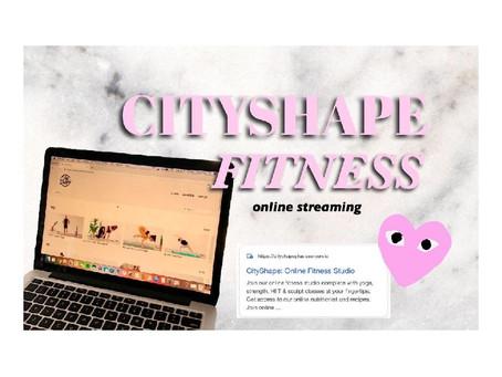 CITYSHAPE Online Fitness Studio