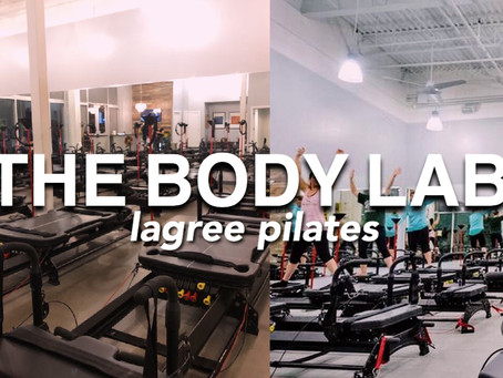 The Body Lab Megaformer Pilates Review