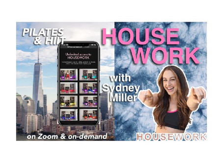 HOUSEWORK with Sydney Miller Review