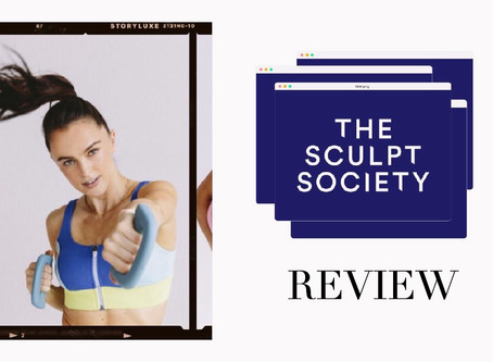 The Sculpt Society by Megan Roup Review