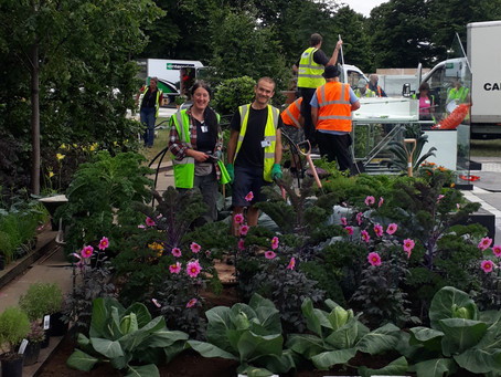 Kitchen Garden Live with the Hairy Bikers