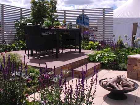 Best New Show Garden Award- Gardening Scotland 2017