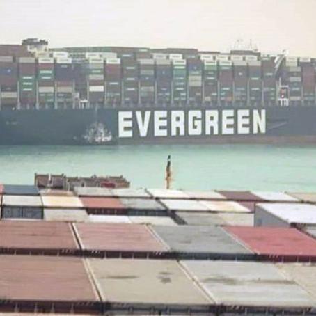 Evergreen e a necessidade de reconhecer riscos
