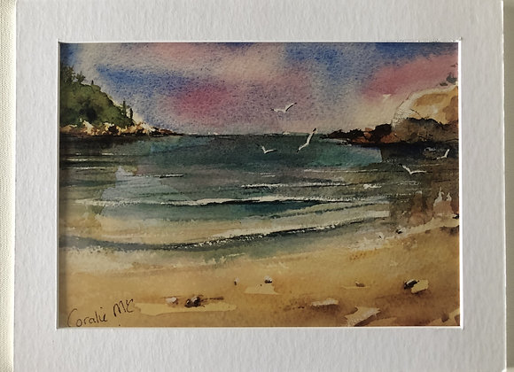 Magnetic Island Watercolour Print
