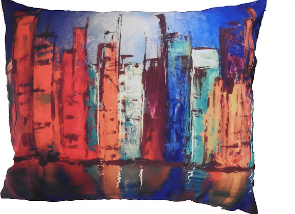 City Reflections.Cushion Cover