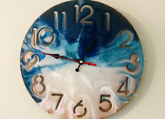 Ocean Theme Clock
