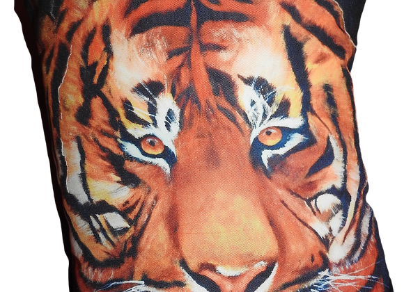 Eye of the Tiger Cushion Cover