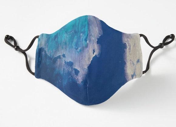 Ocean magic - Face mask - 3 Layered