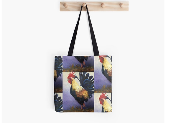 Roger the Rooster Tote Bag