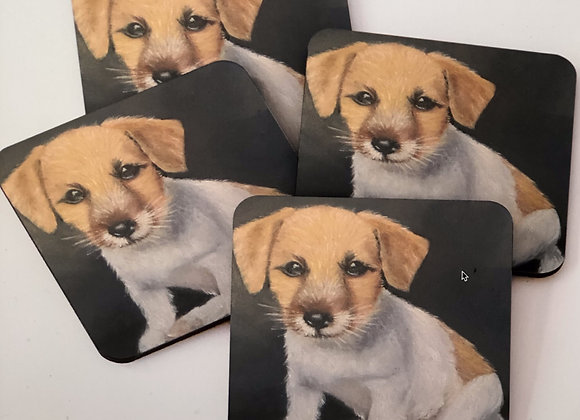 Whole Lot of Cuteness - Drink Coasters