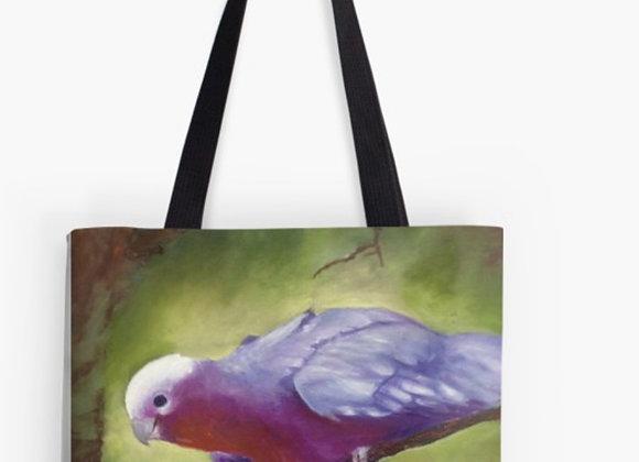 Australian Galah Tote Bag