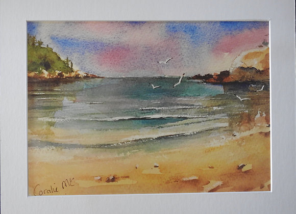 Magnetic Island Watercolour Print