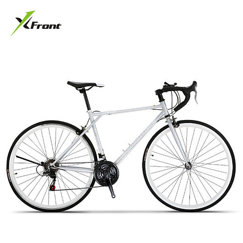 New brand Retro 27 speed racing bike 700C*49cm bike High-carbon steel frame Bend