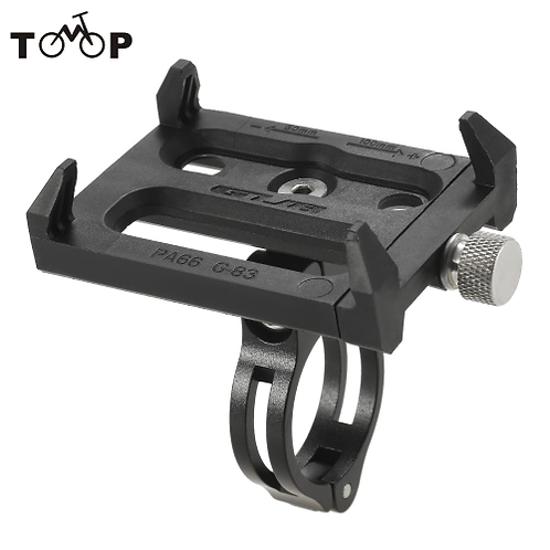 GUB G83 G-83 Mount Bracket Handlebar Clip Stand Bicycle Adjustable Phone Holder