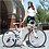Thumbnail: 26inch folding mountain bike 21 speed mountain bicycle double disc brake bike Ne