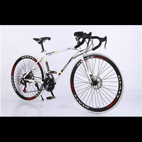 Steel frame road bicycle 2016 new cycling jersey bicicleta bike 52cm man& woman