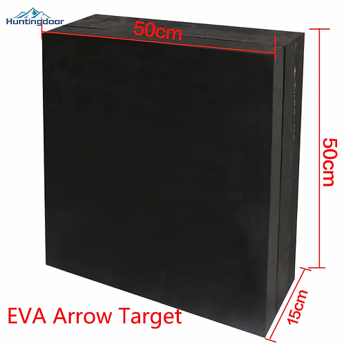 1pc Quality Black Arrow Target