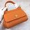 Thumbnail: 2017 Summer New Genuine Leather Luxury Handbags Women Bag Designer Famous Drands