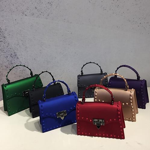 2018 Brand Women Messenger Bags Luxury Handbags Women Bags Designer Jelly Bag Fa