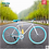 Thumbnail: X-front brand colorful carbon steel 26 inch fixed gear rear pedal brake biciclet