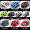 Thumbnail: Cycling Helmet Integrally-molded Bicycle Helmet Road Mountain MTB Bike Ultra