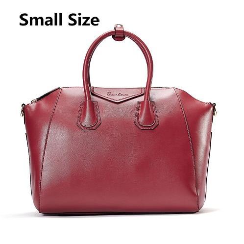 EMINI HOUSE Tote Bag Split Leather Luxury Handbags Women Bags Designer Women