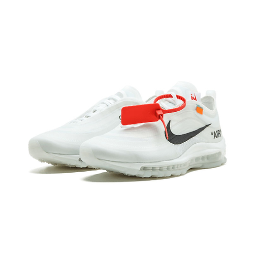 Original New Arrival Authentic NIKE Air Max 97 OG Off White Mens Running Shoes