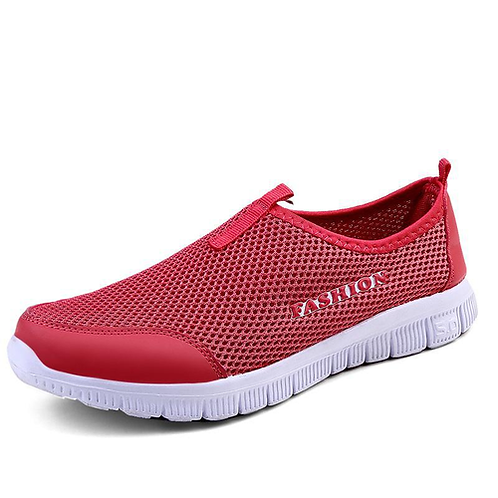 ALI&BOY New Men/Women Light Mesh Running Shoes,athletic Sport Shoes Comfortable