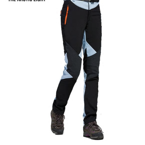THE ARCTIC LIGHT Hiking Camping Skiing Pants Outdoor Traverse Soft shell Trouser
