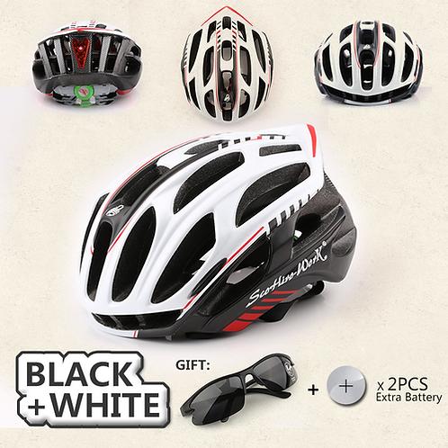 Cycling Helmet Integrally-molded Bicycle Helmet Road Mountain MTB Bike Ultra