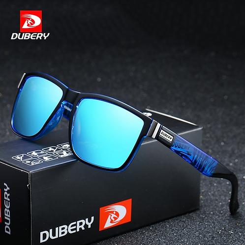 DUBERY Brand Design Polarized Sunglasses Men Driver Shades Male Vintage Sun