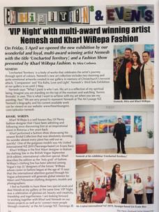 The New Zealand Artist Magazine