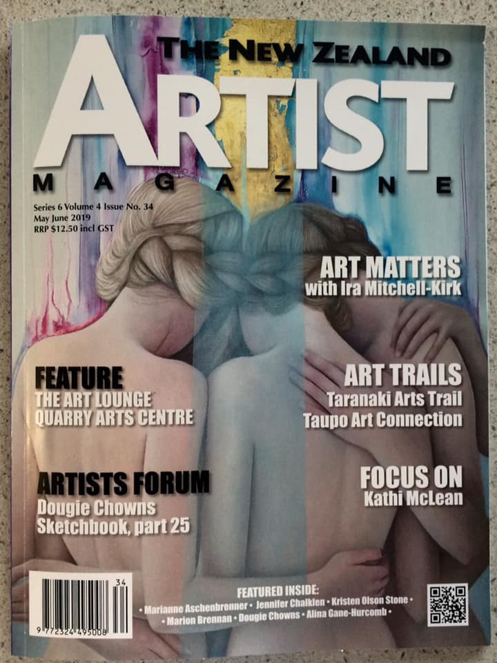 The New Zealand Artist Magazine