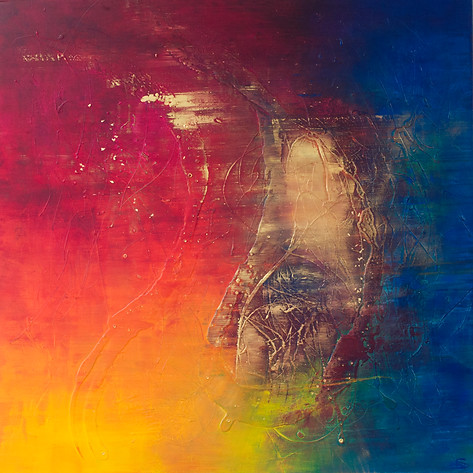 Healing Through Art Collection 2014 - 2017