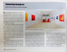 Art News New Zealand Magazine