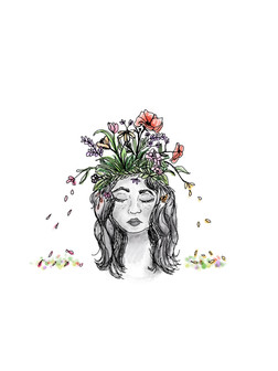 The Way of Beauty // Chelsey James — Illustration