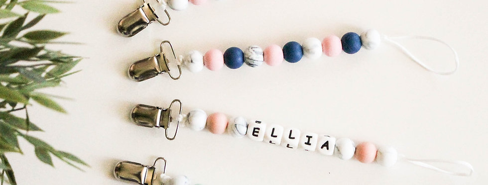 Teether Clips