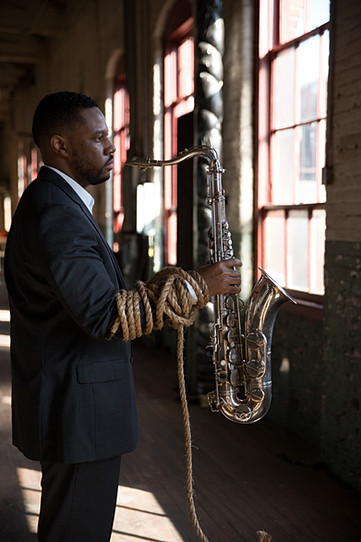 Stantawn Kendrick tenor saxophone