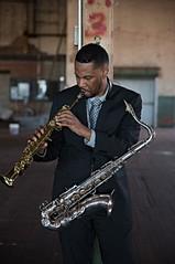 Stantawn Kendrick soprano and tenor saxophone