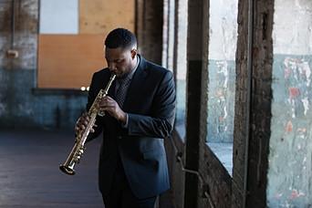 Stantawn Kendrick soprano saxophone