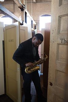 Stantawn Kendrick alto saxophone